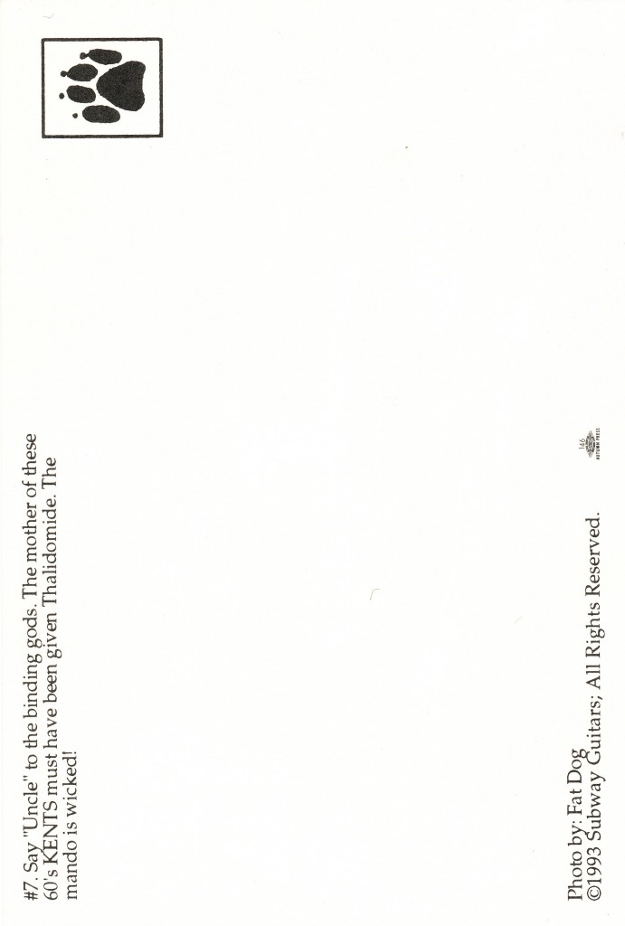 01 Postcard 7b -- Kents
