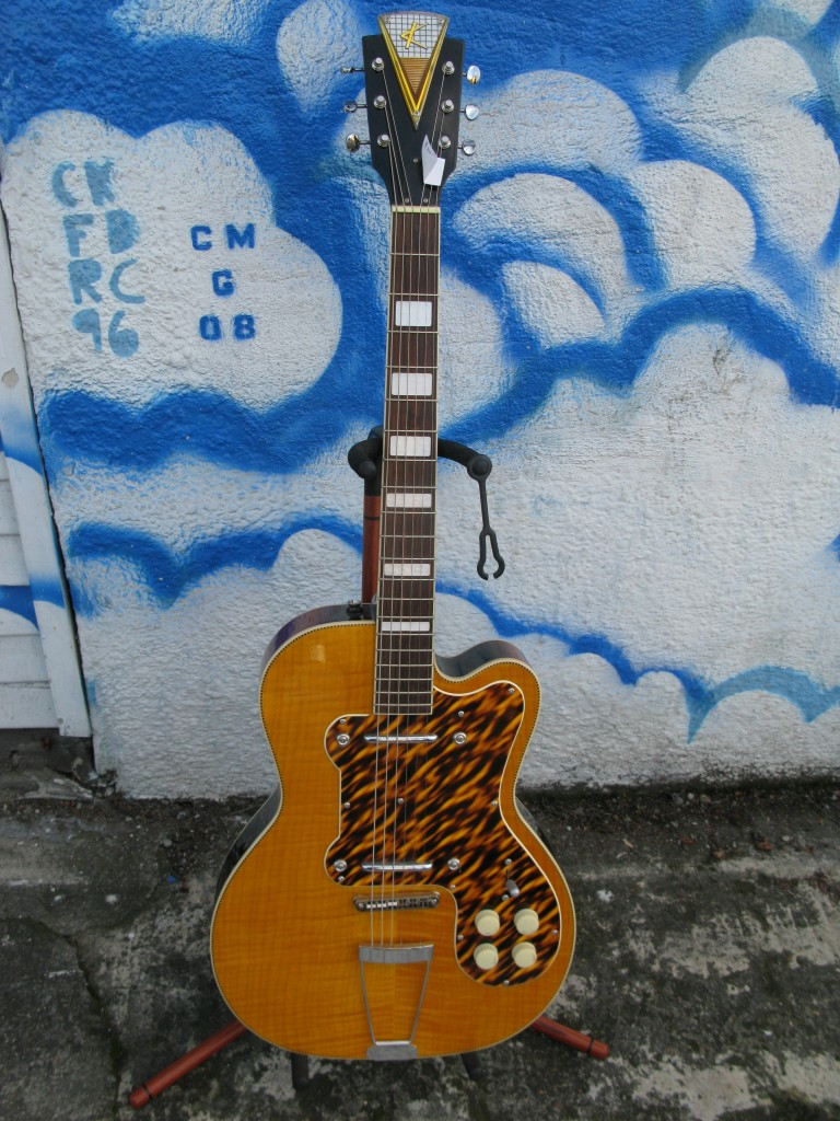 Jimmy Reed Kay Electric Guitar
