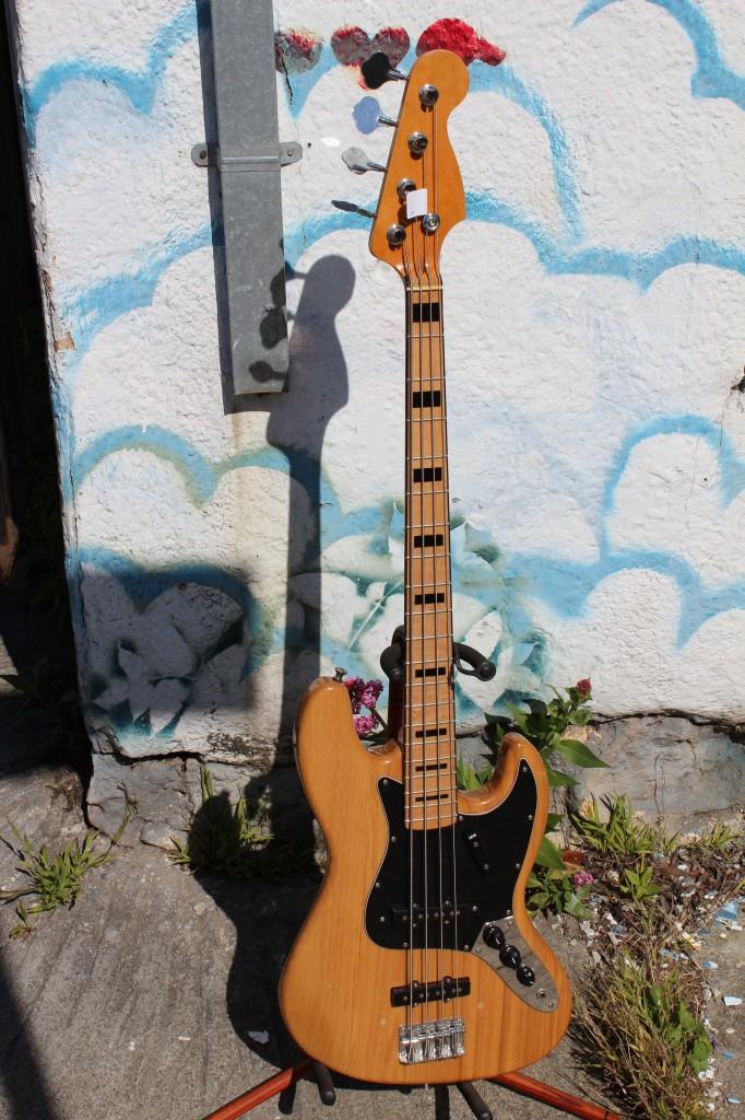 Subway Custom Electric Bass Guitar