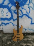 2013-1-24 5379 -- Warmoth Left-Handed Bass