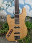 2013-1-24 5384 -- Warmoth Left-Handed Bass