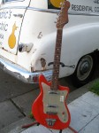 """2013-2-4 5459 -- For Sale Ibanez """"Stang"""""""