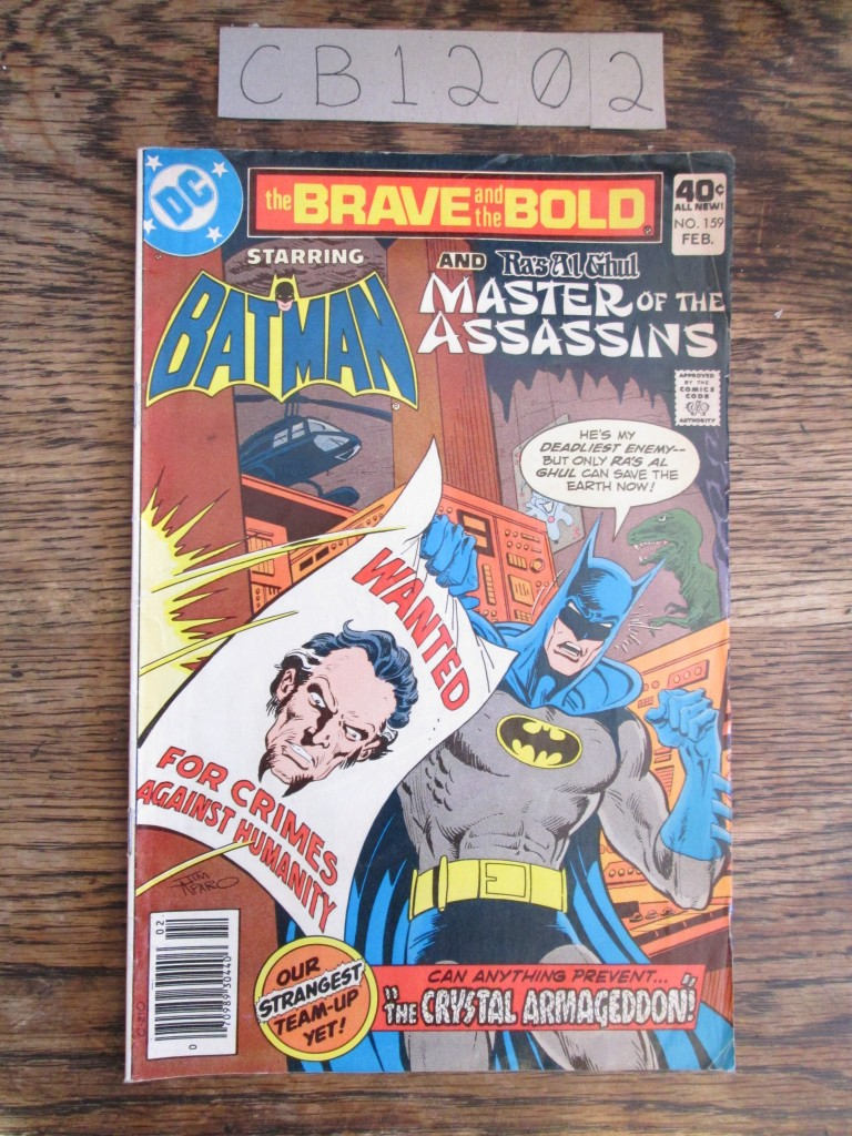 The Brave and the Bold (USPS 063-420) Vol. 26, No.159, Feb 1980