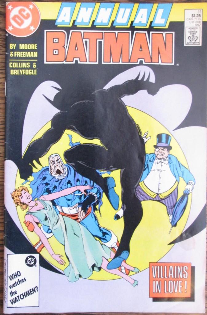 Batman Annual 11, 1987: Villains In Love