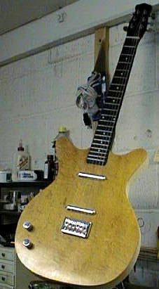 SUBWAY GUITARS: The Original! Dan Electro Guitars, Basses
