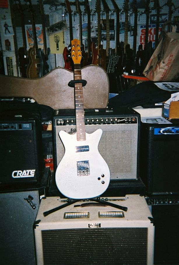 Subway DE by Rico lite blue w' tele/P90 setup $400