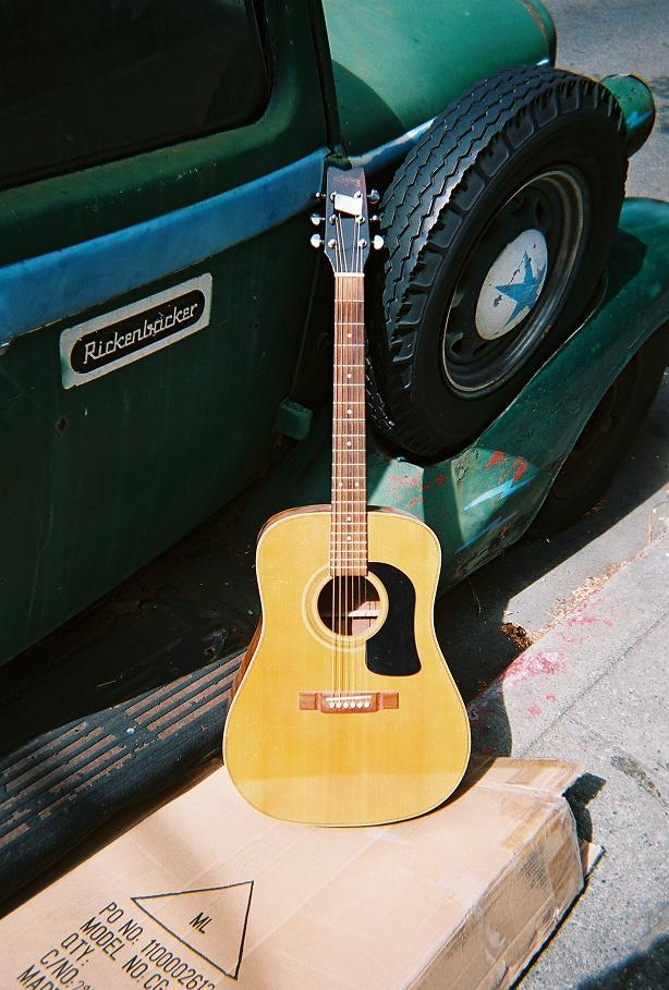 MIJ Washburn D-28 $350