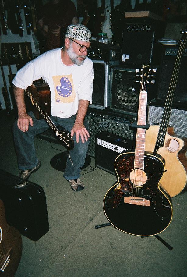 60's Gibson Everley Bros J-185 $5000