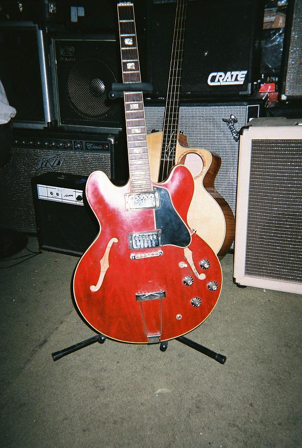 '66 Gibson ES-335 $6000