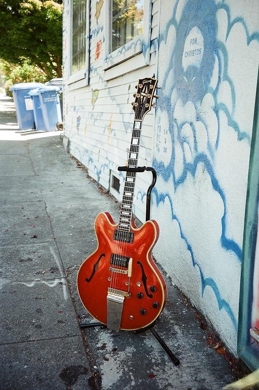 '66 Gibson ES-355 no varitone $6000