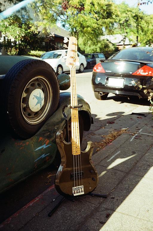 Ibanez bass $400
