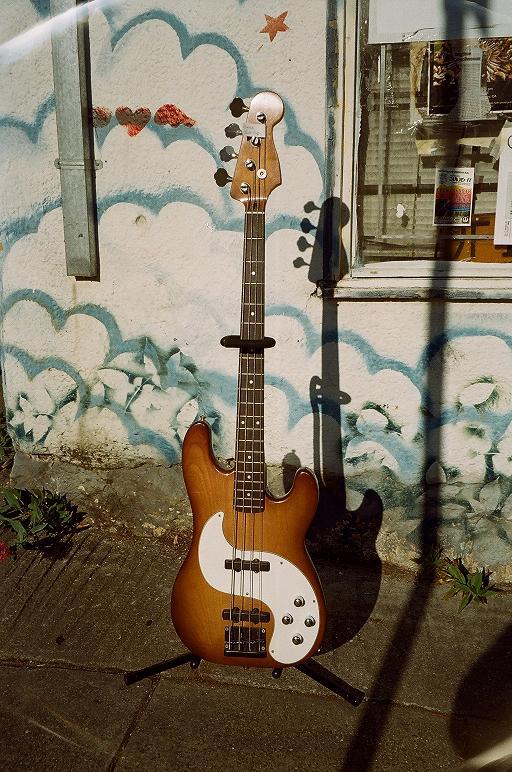 custom S-bass w' Bartolinis $600