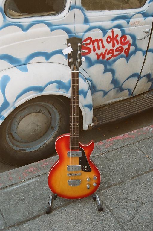"P-90ed rockin' ""Les Paul Special"" $250"