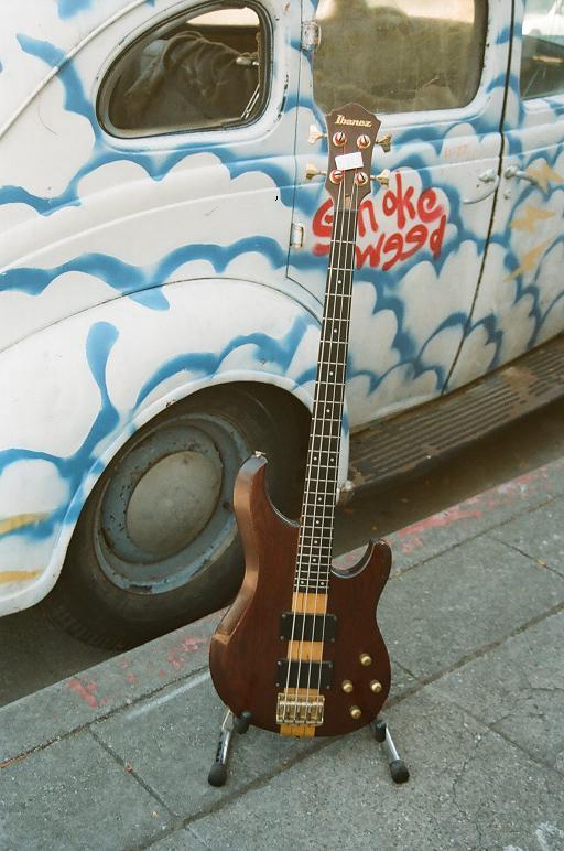 Ibanez musician neck thru Basss $500