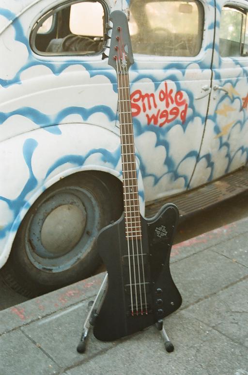 Epiphone Thunderbird Bass $400