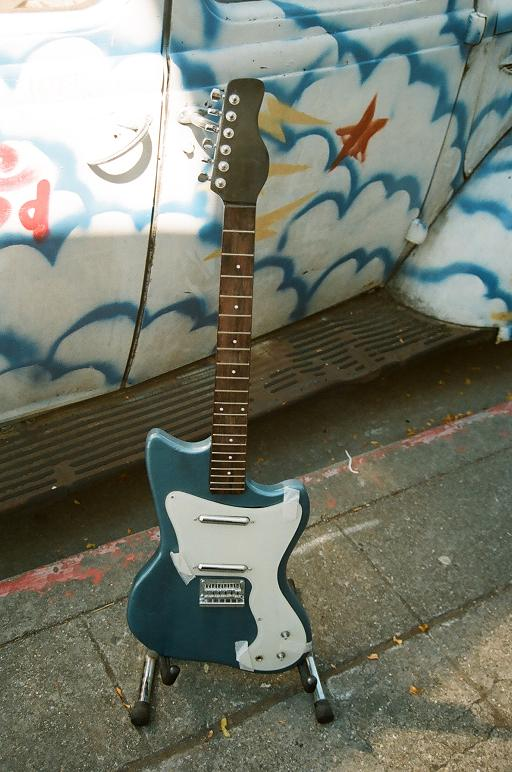 Blue Jizzblaster $400