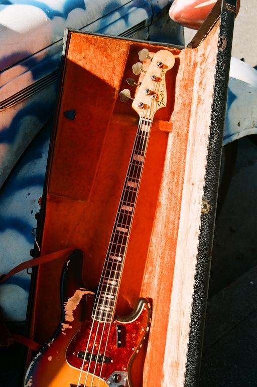 '69 Fender Jazz Bass