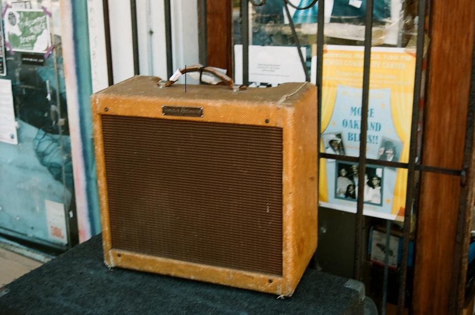 Fender Harvard amp circa 1954