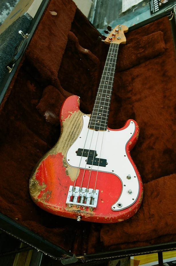 1961 Fender Precision Bass