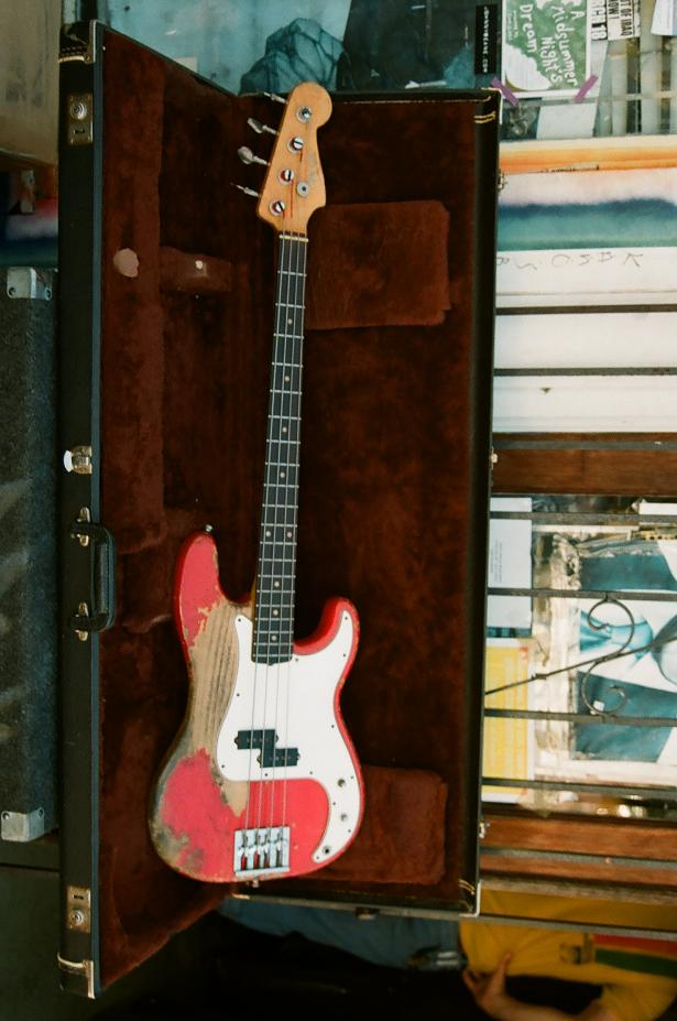 '61 Fender Precision Bass