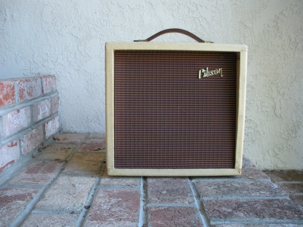 incredibly musical amp, from sparkly to growling at the stroke of a pick