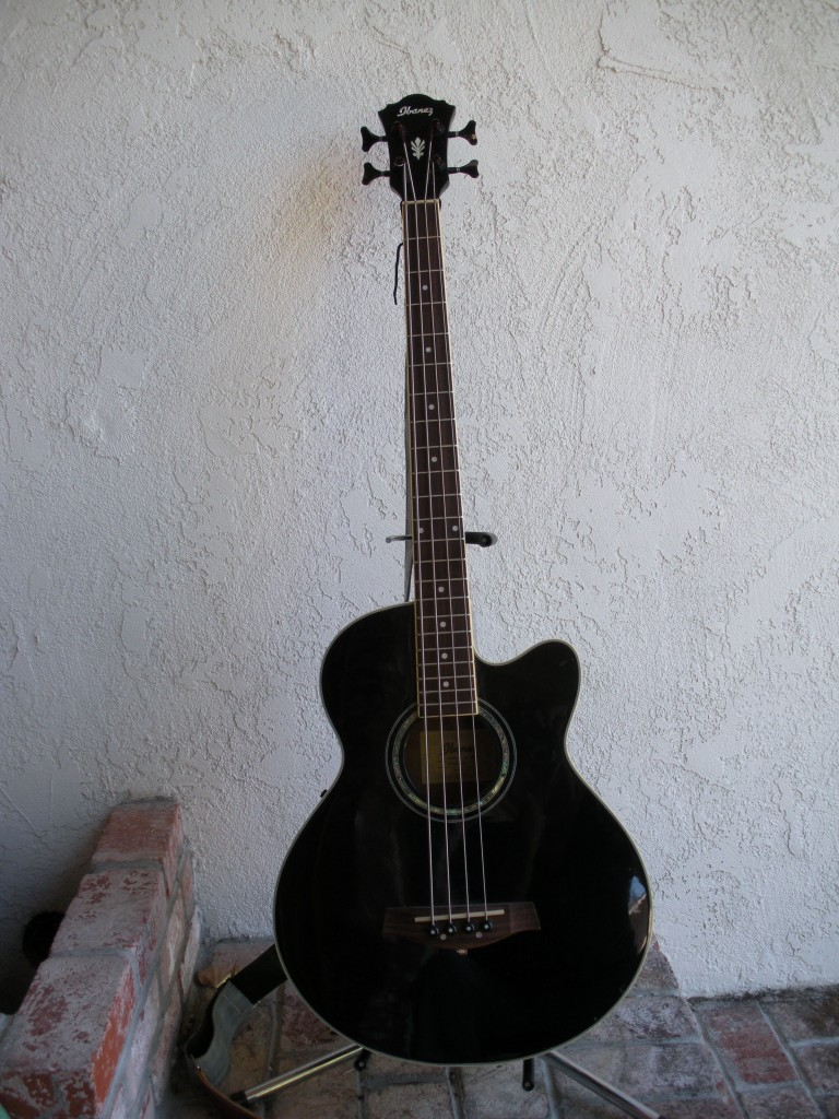 Nice Ibanez acoustic