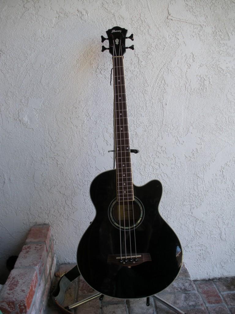 Nice Ibanez acoustic