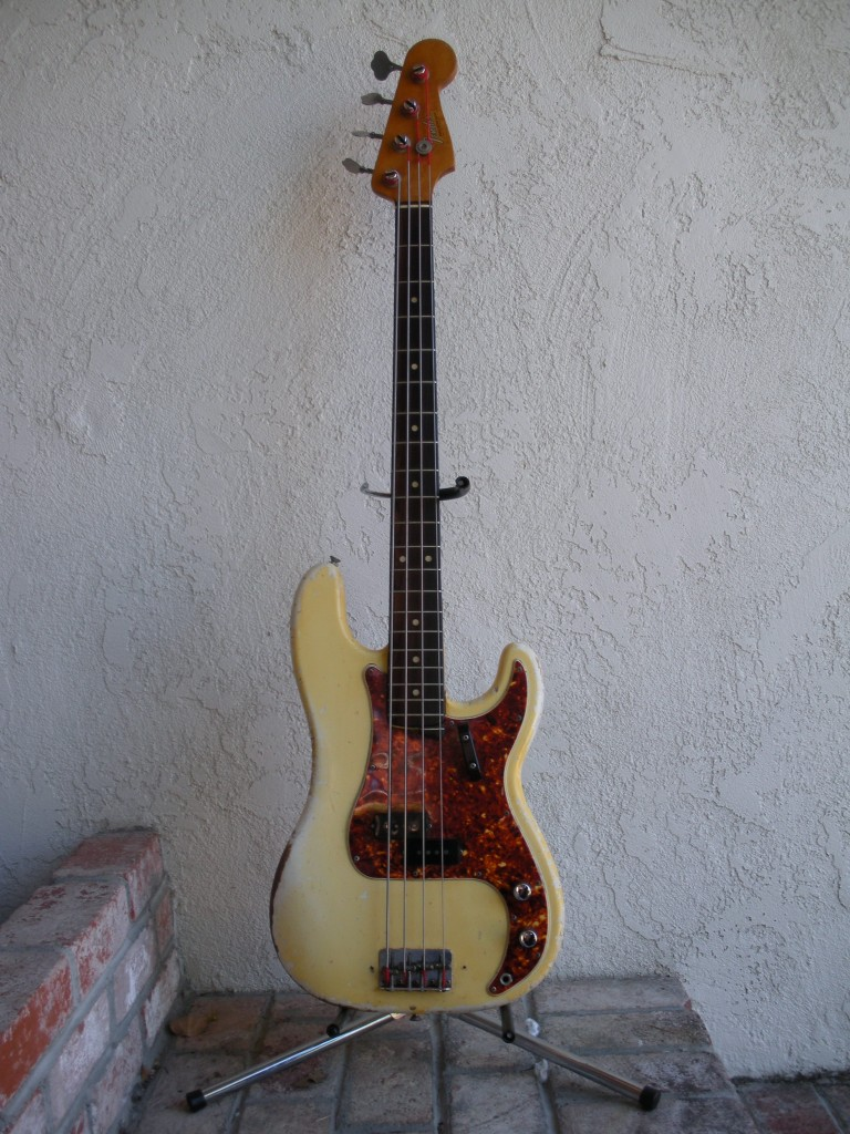 luscious '63 p bass