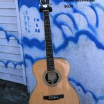 "King ""000-45"" solid rosewood $650"