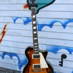 Hollow les paul, personal favorite of multiple Subway technicians, great tone $250