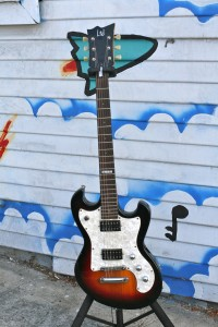LTD SG style long-scale w' humbuckers $325