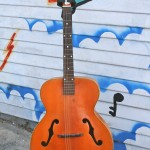 "1960 Kay 17"" archtop $450"