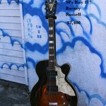 "50's Kay 17"" Barney Russell $2,400"