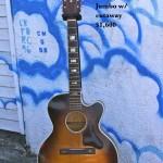 50's Harmony Jumbo w/cutaway $1600