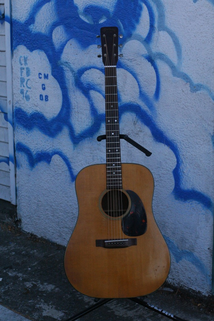 Holy Grail: '63 Martin D-21, Brazilian Rosewood, 1/4 sawn vertical grain dreadnaught, $6000