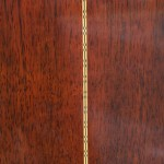 Holy Grail: '63 Martin D-21, Brazilian Rosewood, 1/4 sawn vertical grain dreadnaught, $6000 (back view)