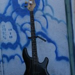 Yamaha active jazz bass BB1500 $500
