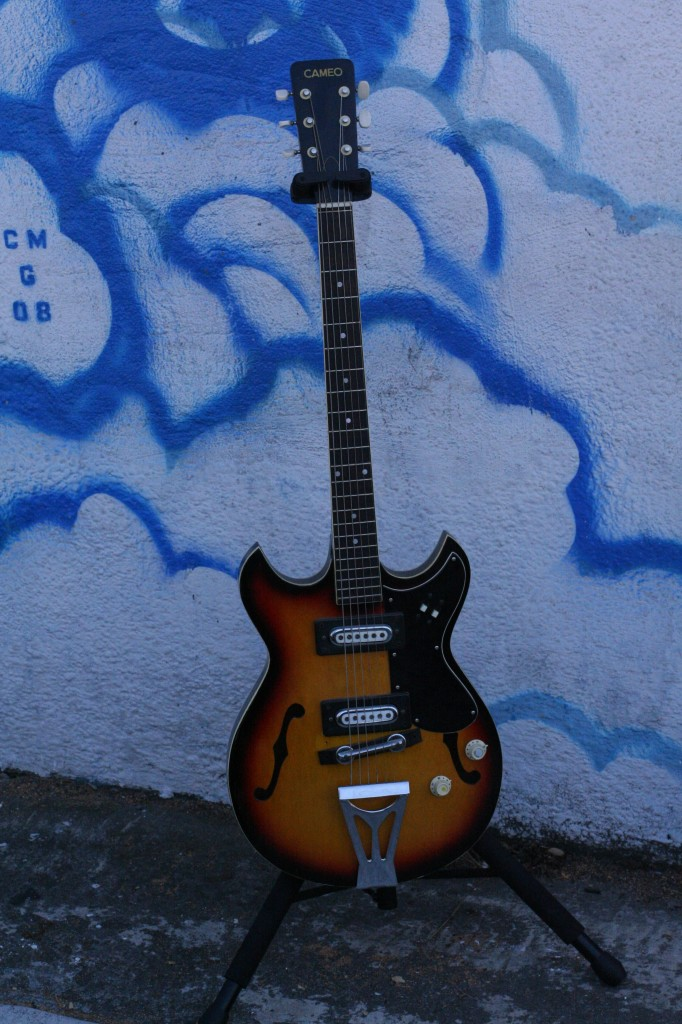 1960's MIJ thin hollowbody $250