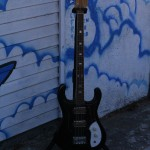 MIJ shorts scale bass w' Subway Bridge and Gears $250