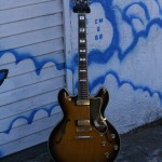 "Epiphone MIJ fancy ""sheriden"" elite 335 $600"
