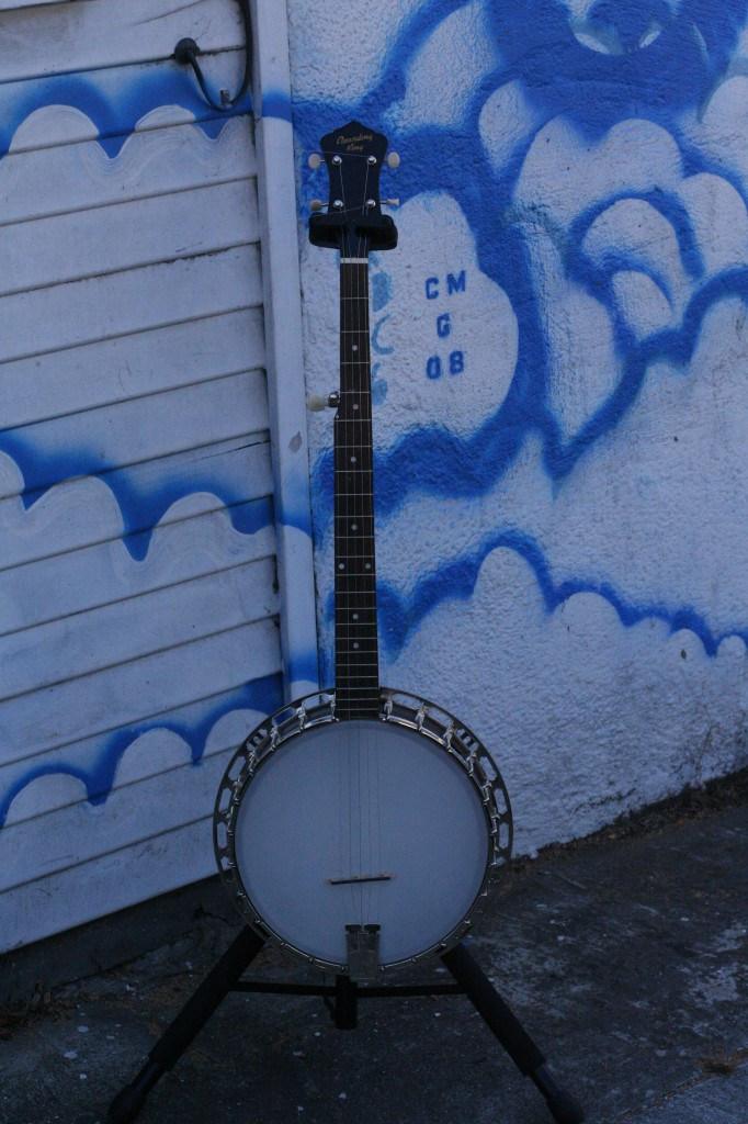 King 5-string Banjo