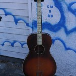 1930s Tenor Maybelle Spruce/Birch $350