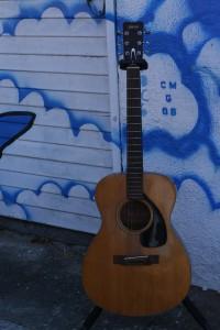 60s Yamaha FG 110 $175
