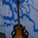 "Elect tenor ""Les Paul"" $300"