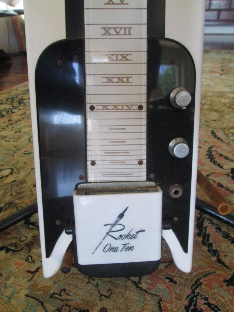National Lap Steel circa 1956, 'Rocket 1-10' serial X54172 $600