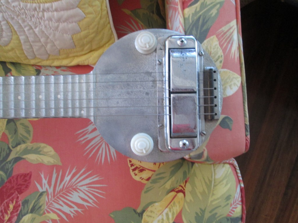 Rickenbacker Frying Pan A-22 in original hard case serial 4350 circa 1935 $3200