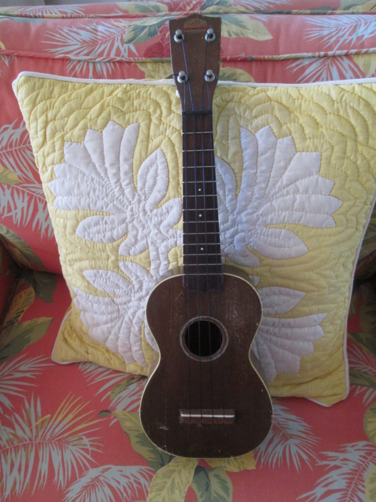 '40s era Franklin Music House ukulele US 'United' $400