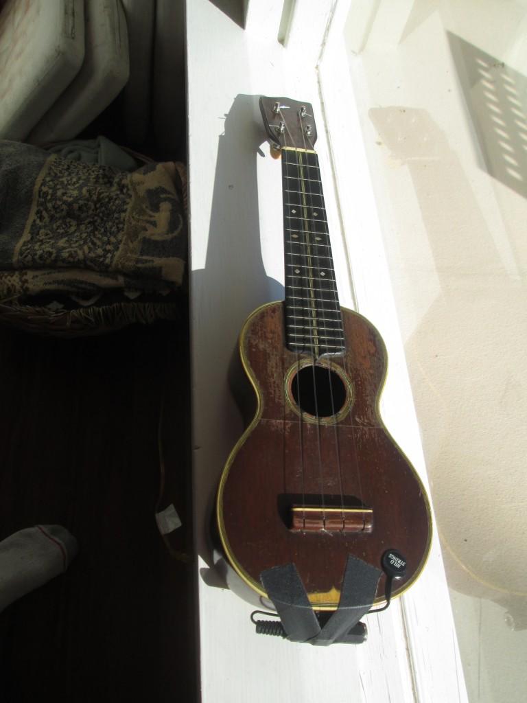 '30s Martin ukulele $1500