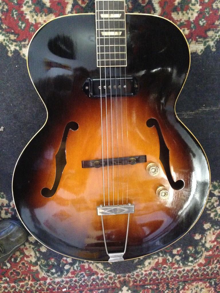 1940s Gibson ES-150 2100