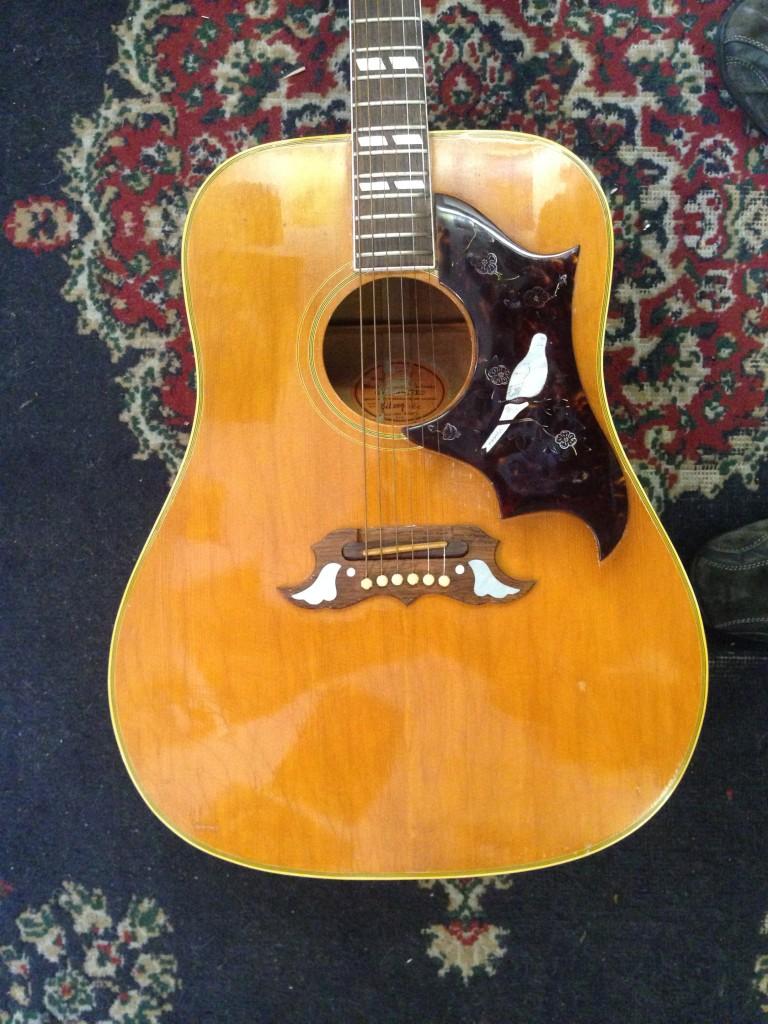 1965 Gibson Dove 6000